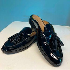 VIONIC Patent Leather Mules Wise Reagan Sz 10